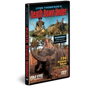 DVD Cold Steel - Death Down Under