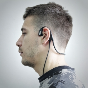 Hands-free USB TTG Bone Conduction casti, calculator, muzica, hands, free