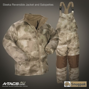 Snugpak-Costum  A-TACS Reversible