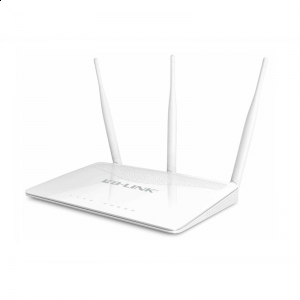 Router Wireless LB-LINK 11N 300Mbps cu 3 antene externe 5dBi (BCM5357) WR3000