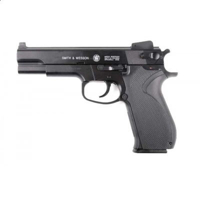 Pistol airsoft Smith & Wesson CyberGun  in varianta HPA (Heavy Powerful Accurate series)